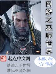 网游之巫师世界封面/