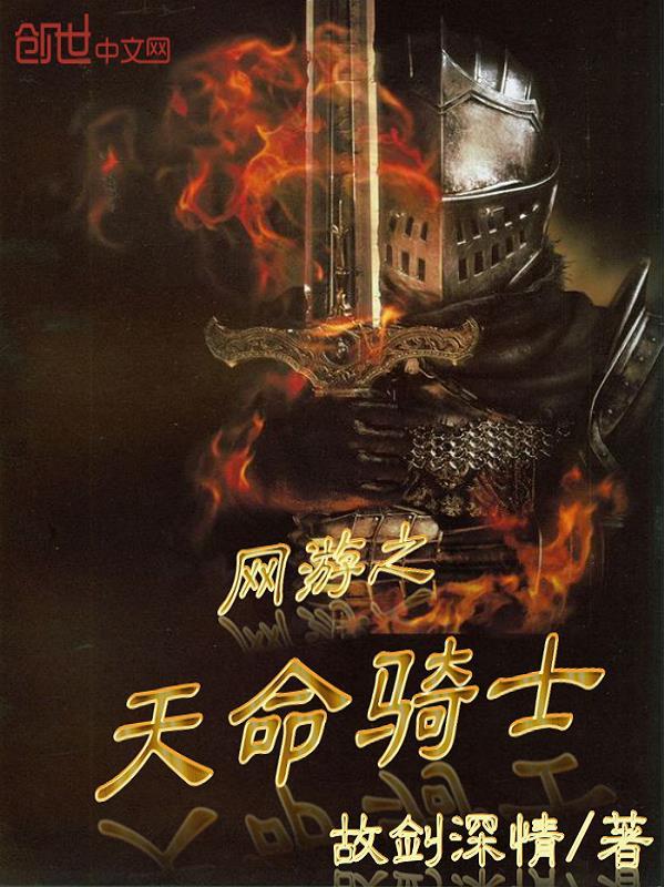 网游之天命骑士封面/