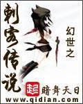 幻世之刺客传说封面/